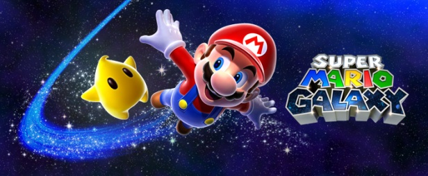 young kids super mario galaxy