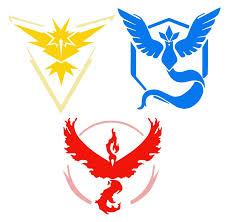 Pokemon GO teams