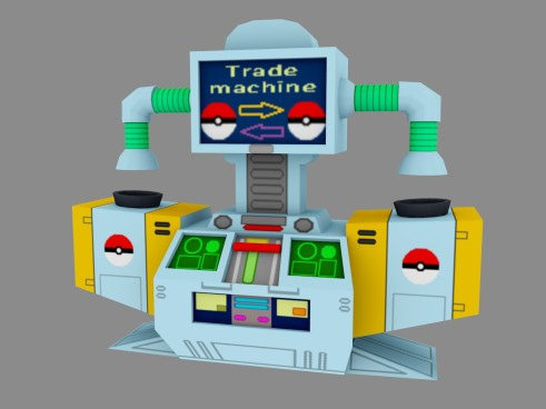 Pokemon Trading