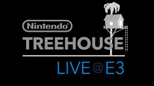 e3 Nintendo treehouse