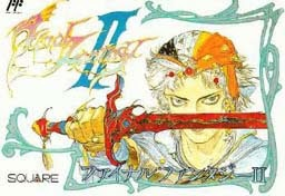 Final Fantasy II Box Art