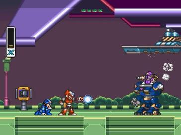 Mega Man X 1