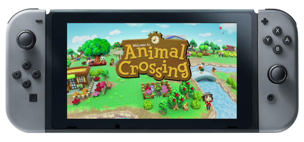 2018 E3 Animal crossing
